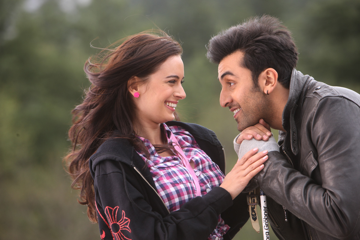 evelyn sharma basks in yeh jawaani hai deewani glory! | dale