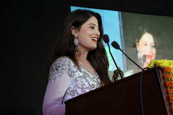 Arjumman Mughal bags Shaurya Award for Ya Rab. - Pic 5
