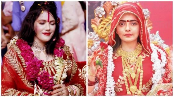 radhe-maa-left-and-rakhi-vijan-right-2