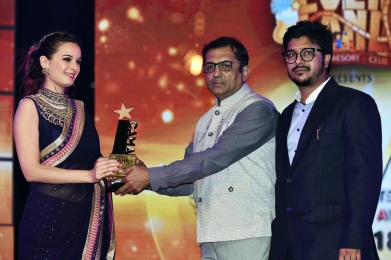 Evelyn Sharma at CAMA Awards. Pic 5