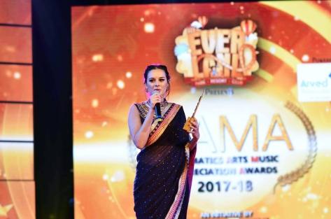 Evelyn Sharma at CAMA Awards. Pic 6