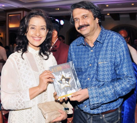 Manisha Koirala with Chaitanya Padukone