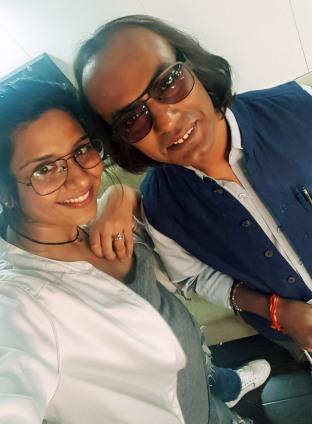 Preetisheel's look for Nawazuddin in 'Mom'