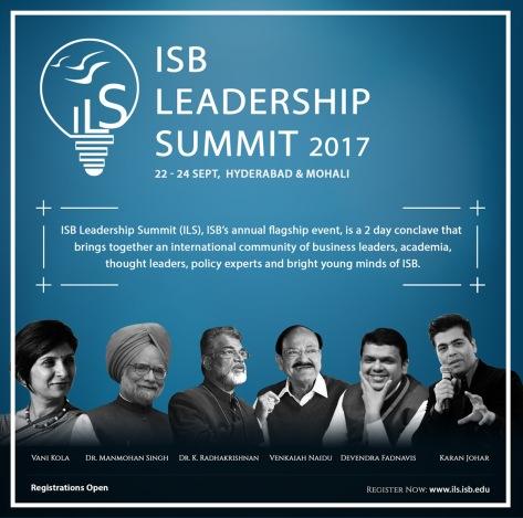 ISB Leadership Summit