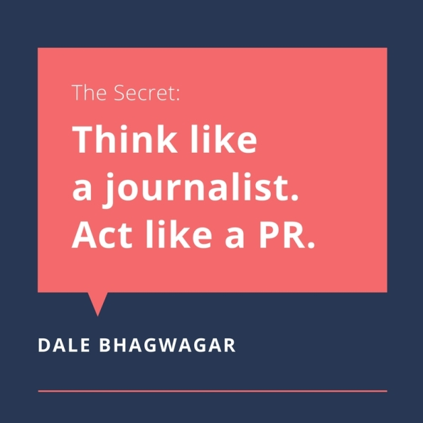 Dale Bhagwagar - Bollywood's only PR guru (1)