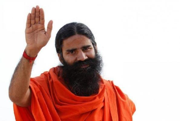 Baba Ramdev. (Image courtesy - Internet)