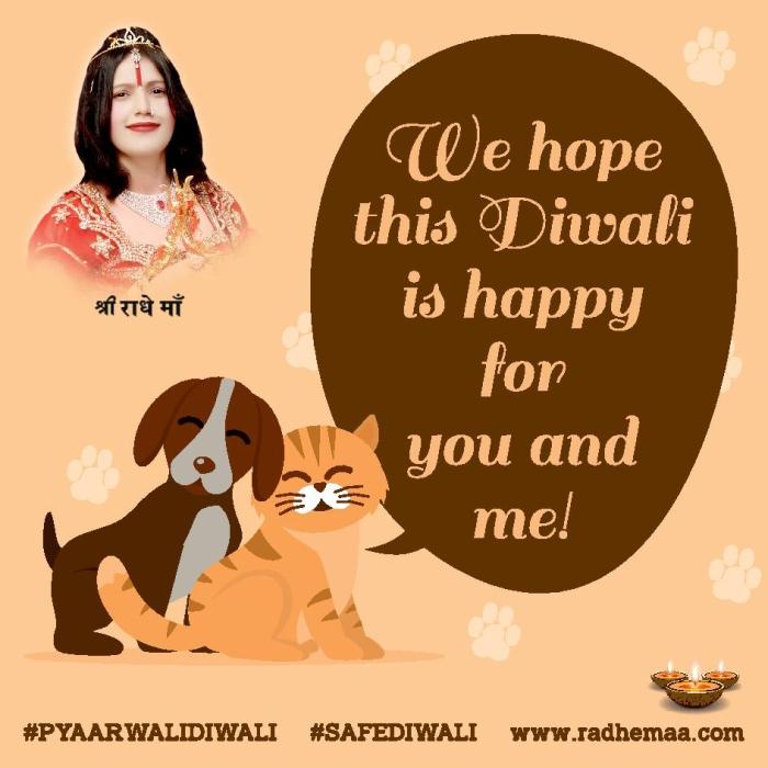 Radhe Maa campaign poster 1